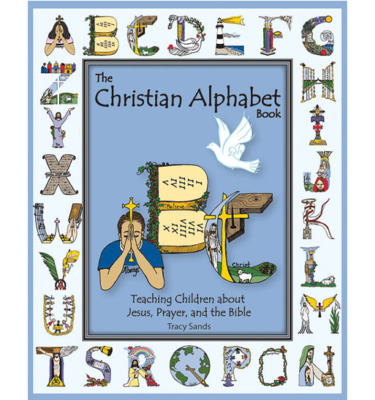 A Christian ABC book